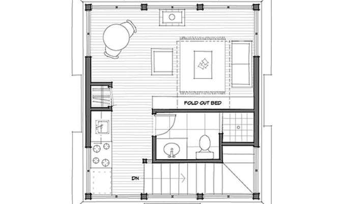 Micro Houses Plans Using Home