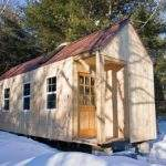 Minimal Mansion Timber Frame Tiny House