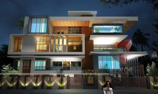 Minimalist Ultra Modern House Plans Brucall