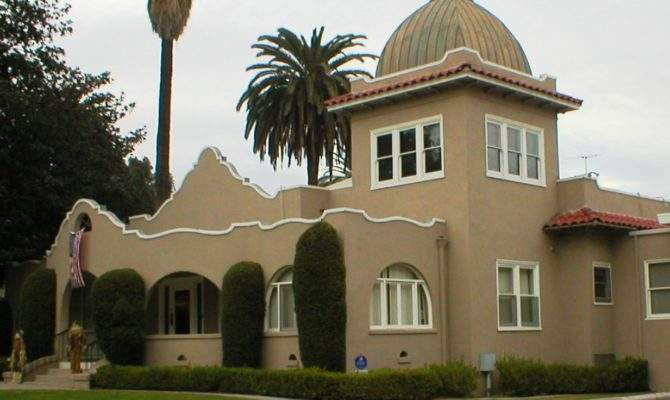 Mission Revival Architectural Styles America Europe