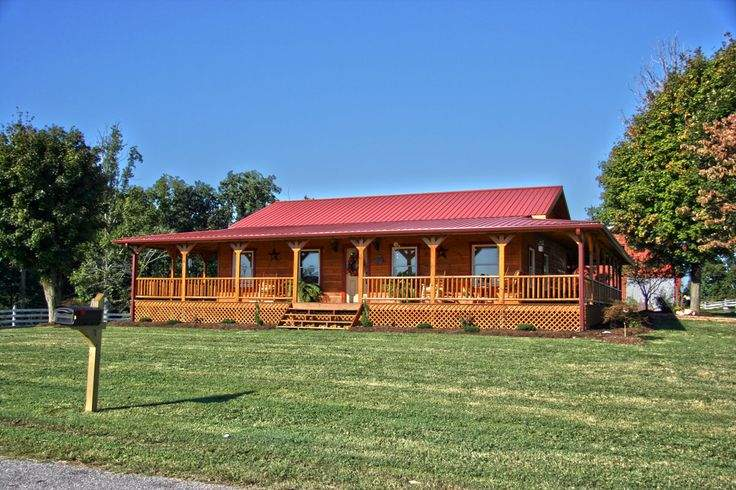 Mobile Home Wrap Around Porch Patterson Which Features
