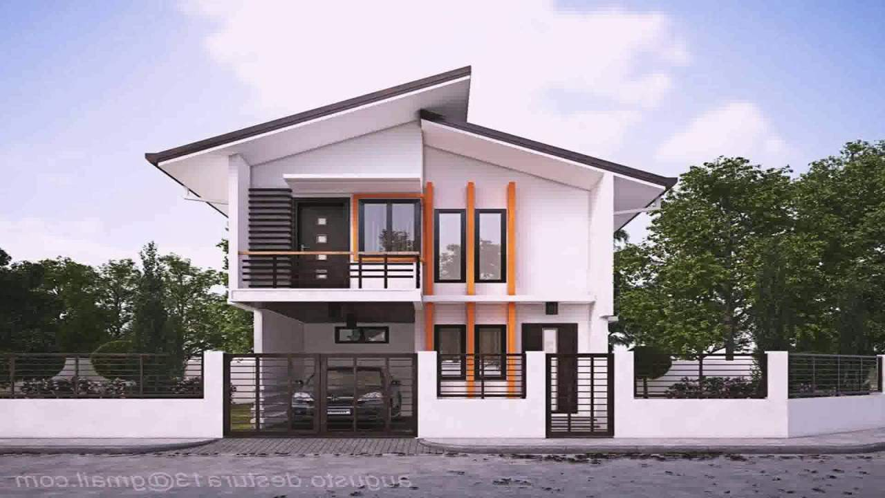 Model Houses Design Philippines Youtube