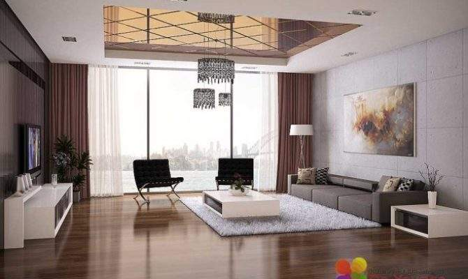 Modern Colorfully Living Rooms Inspiration