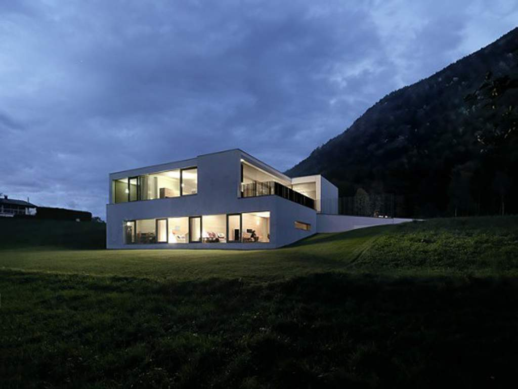 Modern Concrete House Designs Layouts One Total Photographs