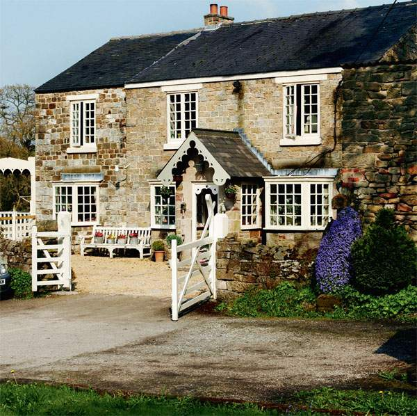 Modern Country Style English House