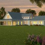 Modern Farmhouse Plans Sale Other Elevation Plan