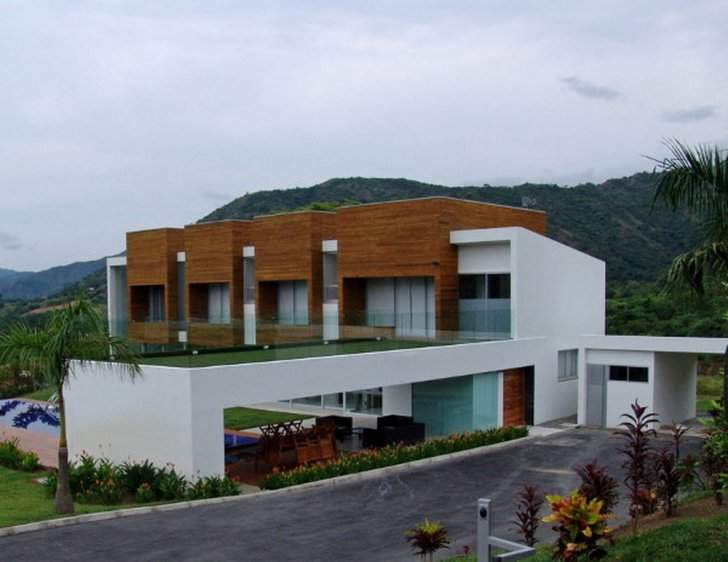 Modern Graceful European Styles Homes Designs Home Decorating