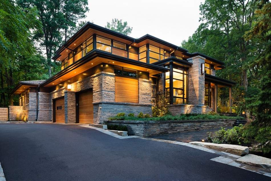 Modern Home Aiming Converting Traditionalists David Small Design