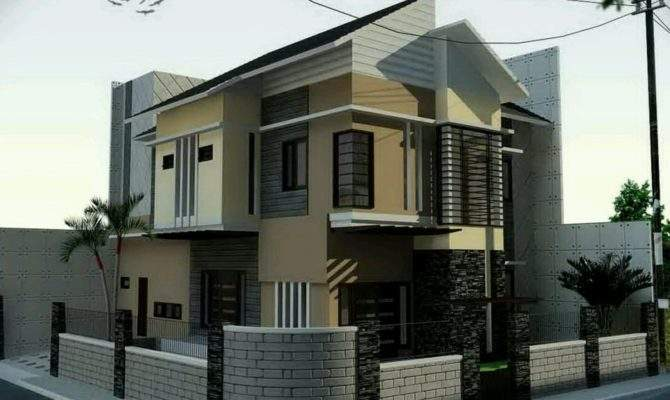 Modern Homes Designs Front Views Home