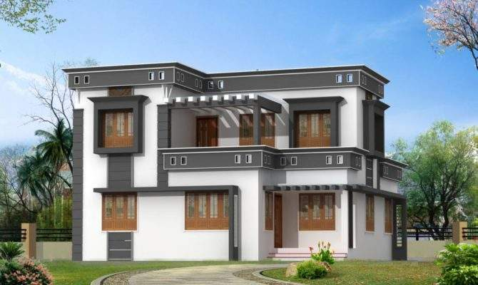 Modern House Architecture Styles Latest