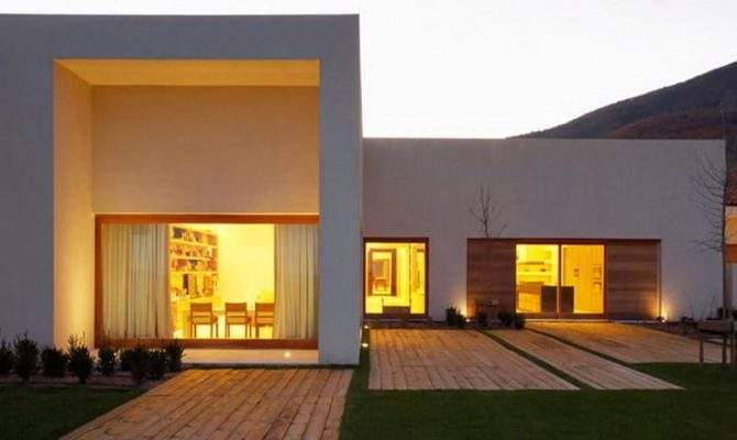 Modern Single Story Dwelling House Plans Your Dream Home