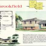 Modern Style Tri Level Home Plan Brookfield