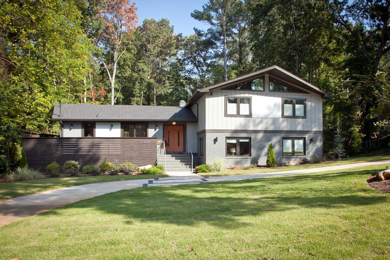 Modern Sustainable Features Original Split Level Home