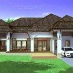 Modern Tropical House Plans Contemporary Style