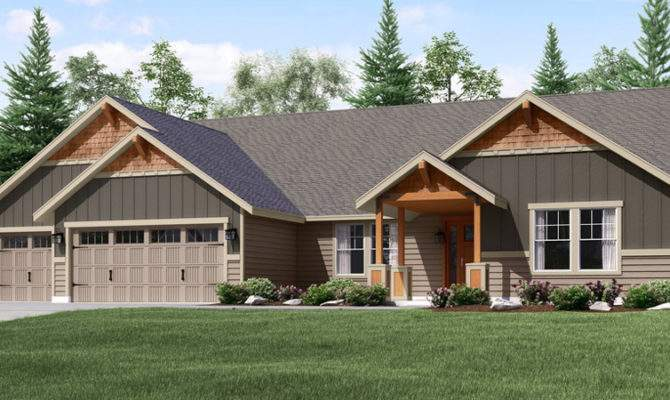 Montana Style House Plans Design
