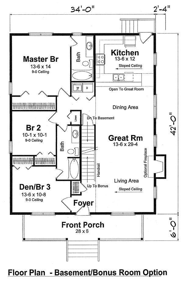 Mother Daughter House Plans