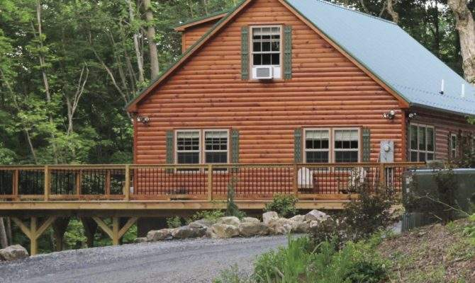 Mountaineer Cabin Story Large Log Homes Zook