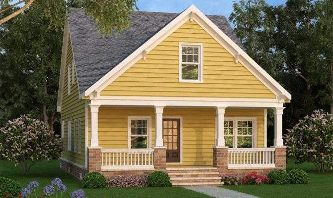 Narrow Lot Cottage Architectural Designs