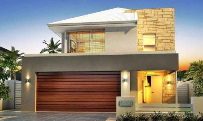 Narrow Lot Houses Perth Designs Renowned