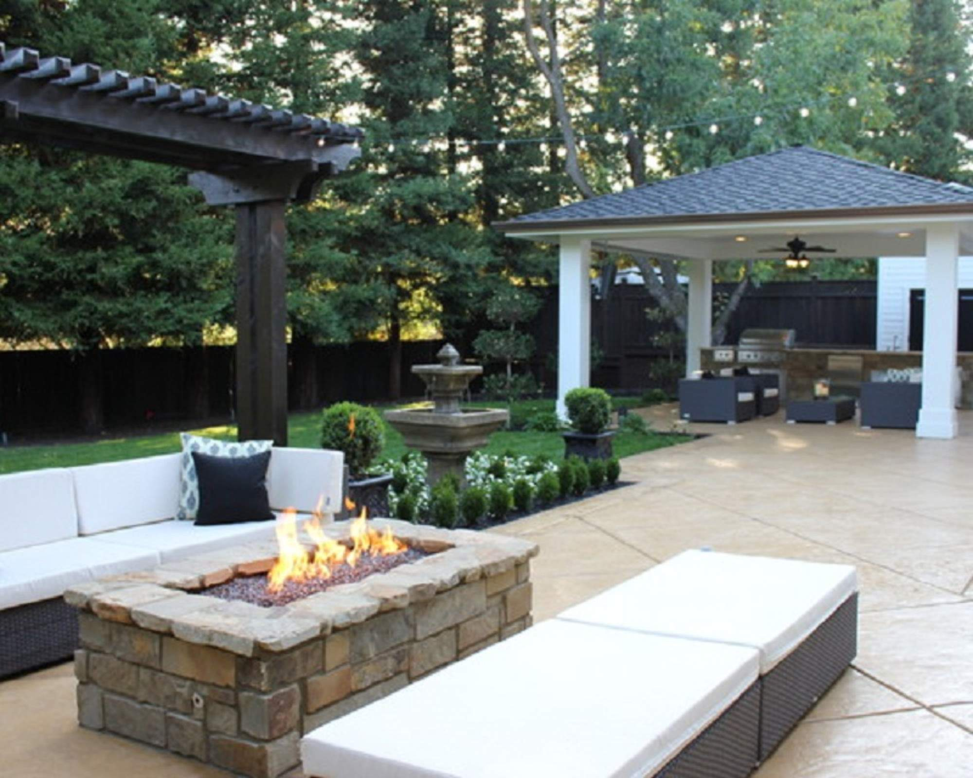 Need Think Before Deciding Backyard Patio