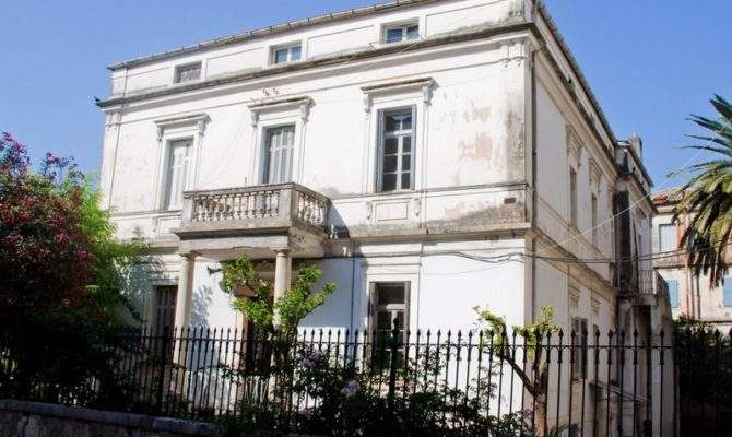 Neoclassical House Off Market