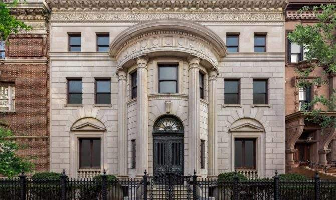 Neoclassical Style Brooklyn Mansion Converted Into