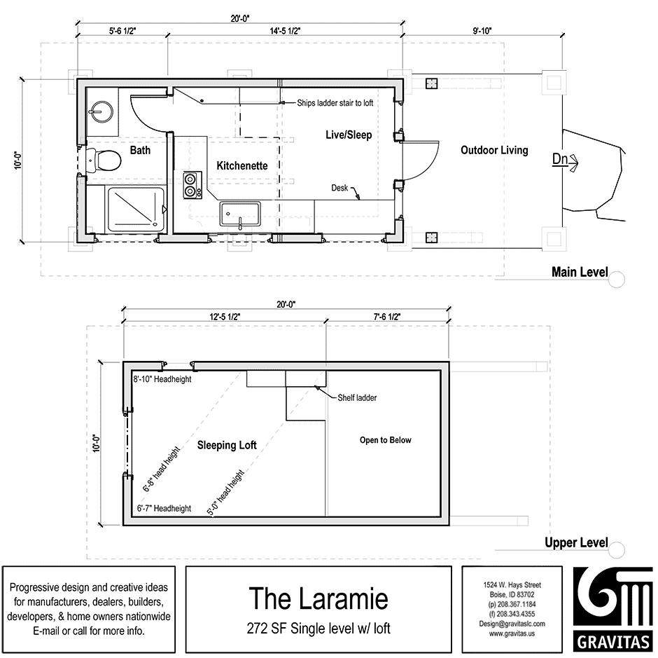 New Build Cabin Loft Built
