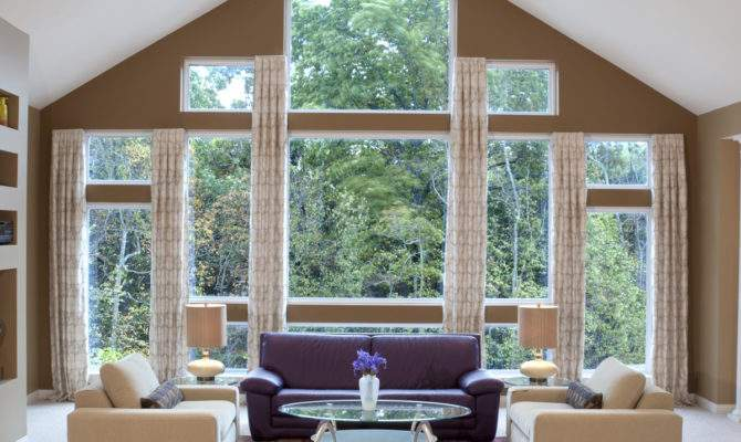 New Furniture Large House Windows Home Design Apps