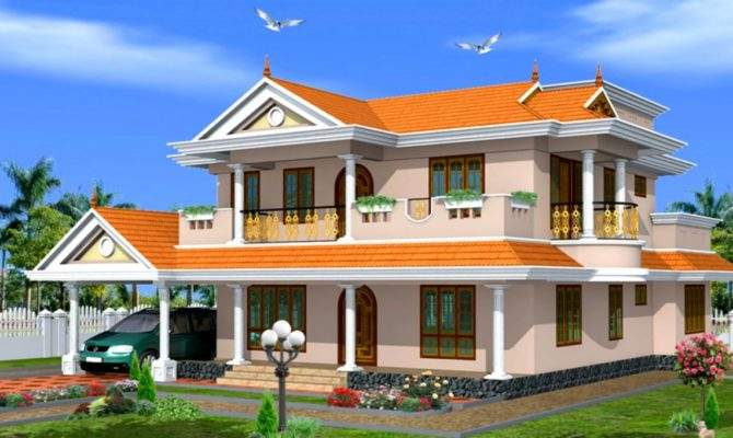 New Home Building Designs Area
