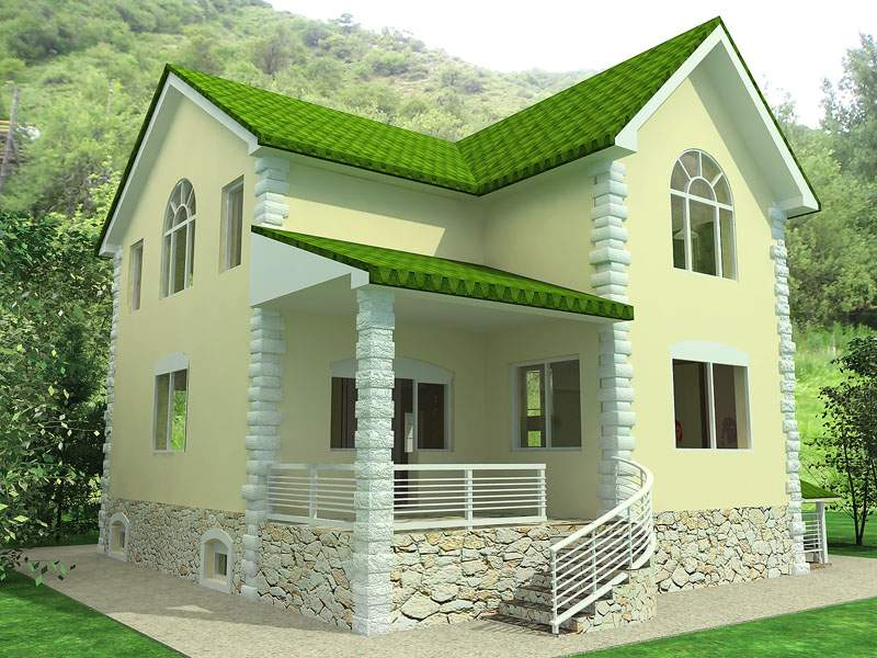 New Home Designs Latest Beautiful Modern Exterior