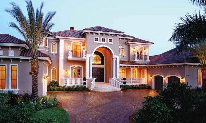 New Home Designs Latest Italian Styles Homes