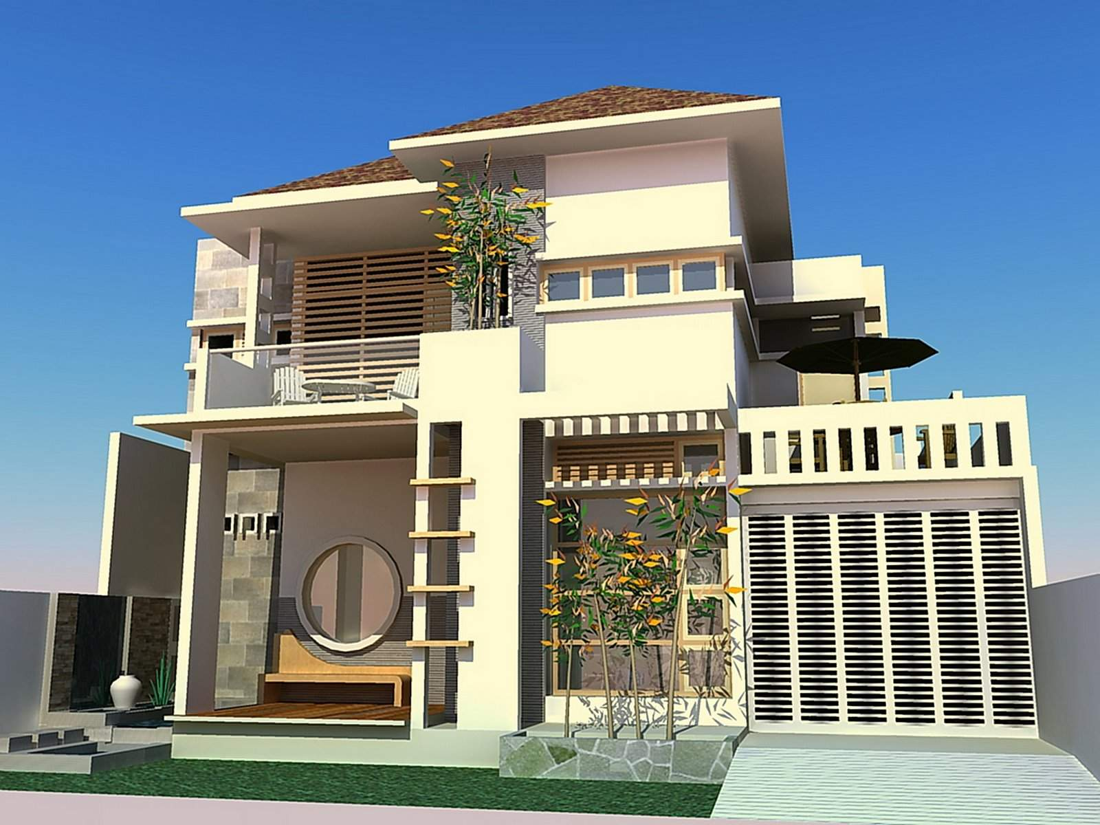 New Home Designs Latest Modern Homes Front Florida