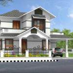 New Home Designs Latest Modern Residential Villas Dubai