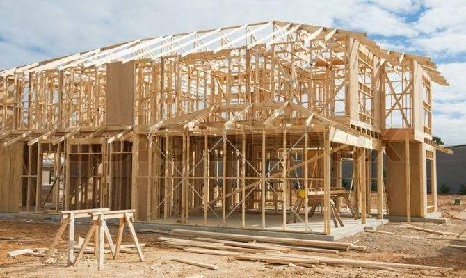 New Residential Construction Home Framing