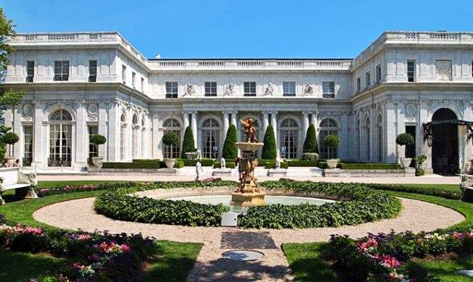 Newport Mansions Experiencing Gilded Age New