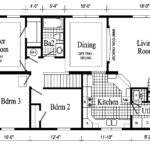 Newport Ranch Style Modular Home Pennwest Homes Model