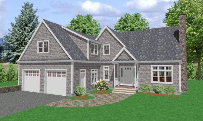Nice Cape Cod Home Plans Country House