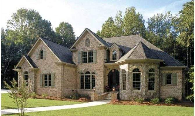 Nice Country House Plan French Homes