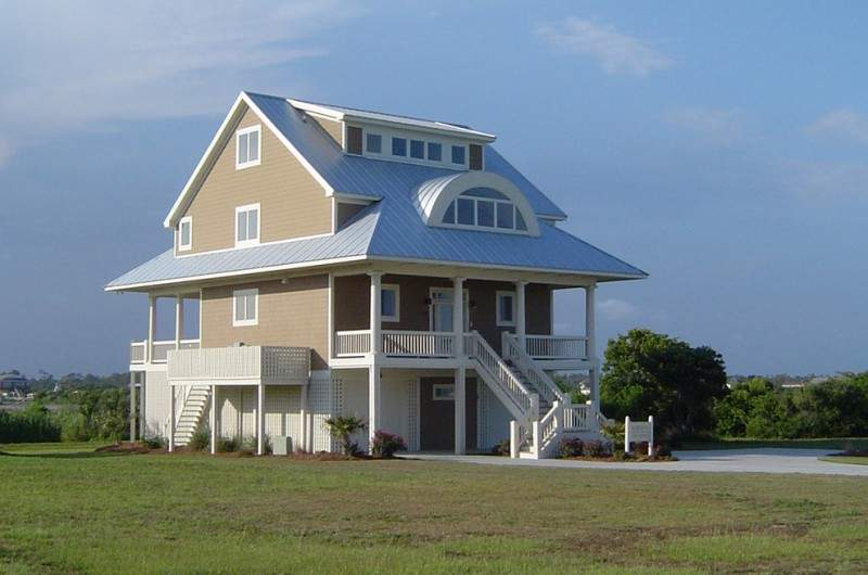 Nifty House Plans Pilings Get Inspiration