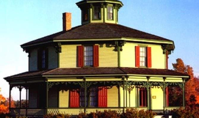 Octagon House Bob Vila