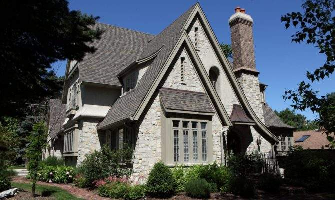 Old English Cottage Style House Plans