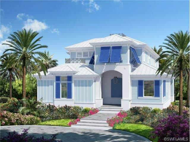 Old Florida Style Key West Home New Construction Olde