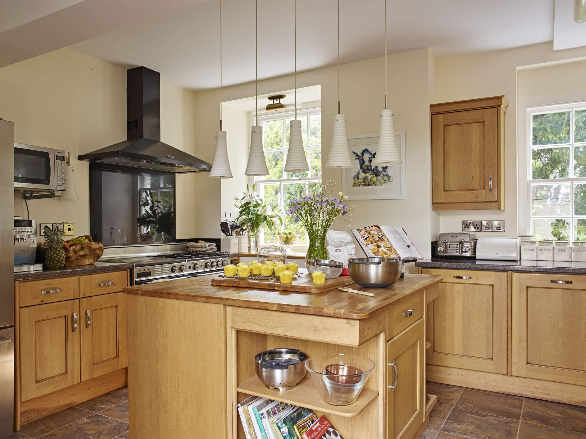Old Rectory Country House Kitchen Kate Tom