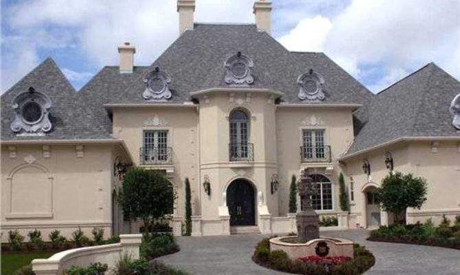 Old World House Plans Style Homes