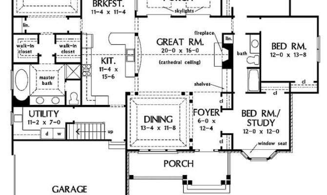 One Story Basement House Plans Fresh Best