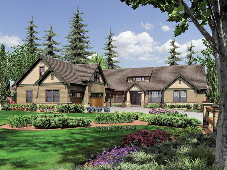 One Story Shaped Ranch House Plans Home Car