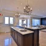 Open Concept Kitchen Mahzad Homes