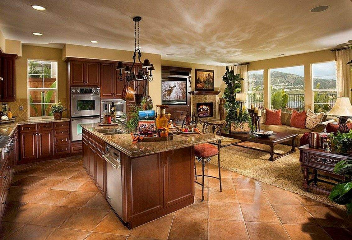 Open Concept Ranch Style House Plans