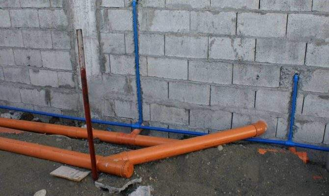 Our Philippine House Project Septic Drainage Systems