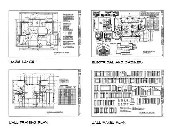 Our Plans Detailed Building Plan Home